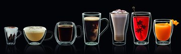 Стакан для Irish coffee 250мл Thermic Glass 2шт Luigi Bormioli 12188/01