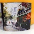 Картина Парижское Кафе 58x58см, пара Top Art Studio WDP0083-TA