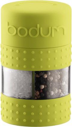 Мельница для соли и перца зелёная Bodum BISTRO 11368-565