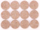 Накладки для мебели Tescoma Presto самоклеящиеся d25 мм, 24шт 420854.00