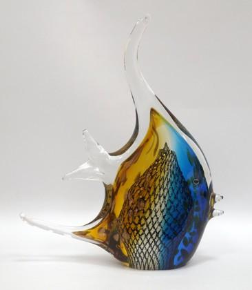 Фигурка Цветная скалярия 19x5x24см Top Art Studio ZB1968-TA