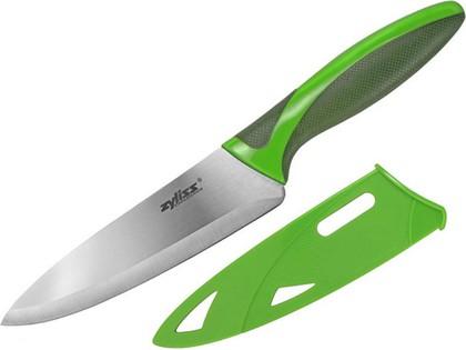 Нож стальной, с чехлом, универсальный 14см Zyliss E72410