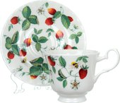 Чайная пара Roy Kirkham Альпийская Земляника, 230мл XALP1130
