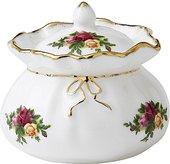 Шкатулка Royal Albert Розы Старой Англии Дороти 8см OCRGWS09412