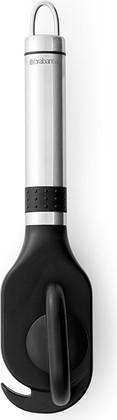 Открывалка для консервов Brabantia Profile универсальная, нерж. сталь 211201