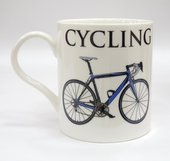 Кружка Виндзор Велосипед The Leonardo Collection LP99893