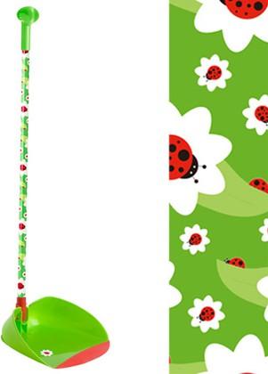 Совок с ручкой Vigar Ladybug 3377