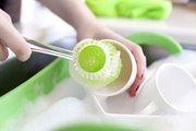 Щётка для посуды зелёная Vigar Cool 5022