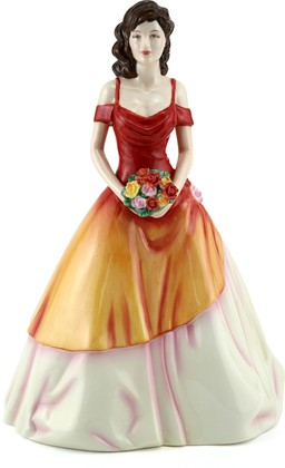 Статуэтка Линда 22см, фарфор Royal Doulton HNFISC12164
