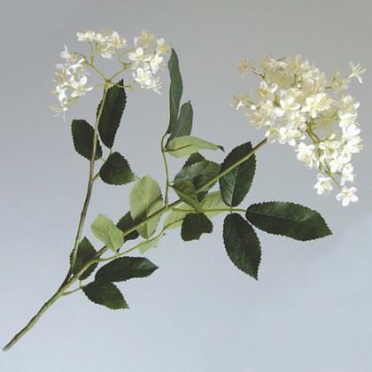 """Floralsilk Искусственные цветы """"Кружево королевы Анны"""", длина 73см, артикул 11493CR"""