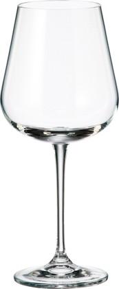 Фужеры для вина 540мл, 6шт. Амундсен Crystalite Bohemia 1SF57/540