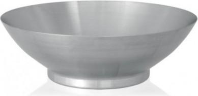 Миска под дуршлаг для сбора воды, стальная матовая Brabantia 611742