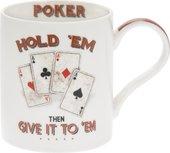 Кружка Lesser & Pavey Покер 300мл LP94099