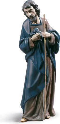 Статуэтка фарфоровая NAO Святой Иосиф (Saint Joseph) 02012018