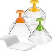 Формочки кулинарные Tescoma FoodStyle для придания продуктам 3D-формы, 3шт 422230.00