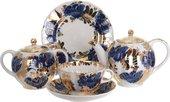 Сервиз чайный ИФЗ Тюльпан, Золотой сад, 20 предметов 81.11142.02.1