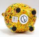 Копилка Свинья PEGGY жёлтая Pomme-Pidou 148-00025/B