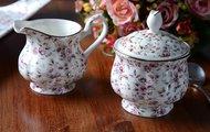 Сахарница и молочник Дитси Флорал Creative Tops SUGCR3744