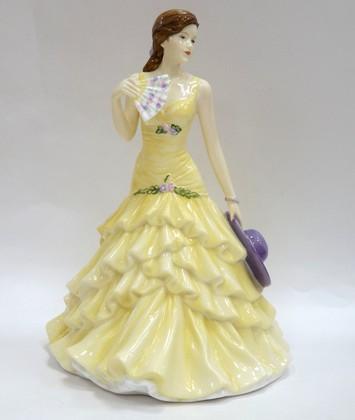 Статуэтка Джессика (Jessica), фарфор 22см Royal Doulton HNFISC14053