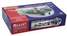 Сковорода Regent Luna Vitro, 20x4.5см, 1.5л стеклянная крышка 93-Lv06