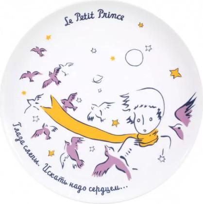 Тарелка декоративная ИФЗ Эллипс, Маленький Принц, Цитаты 80.98850.00.1