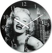 Часы настенные Lesser & Pavey Мэрилин 30см LP29557