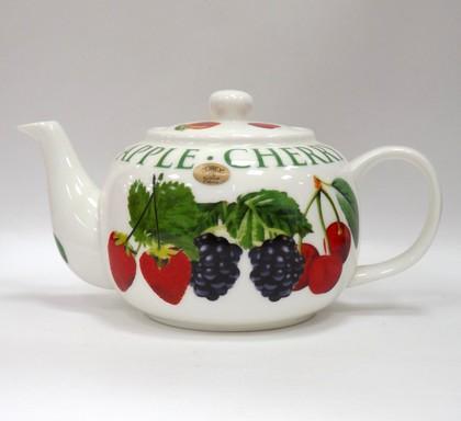 Чайник заварочный Фруктовый сад, 1л, фарфор The Leonardo Collection LP91342