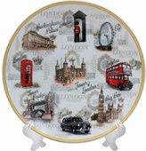 Тарелка декоративная Lesser & Pavey Достопримечательности Лондона 15см LP93866
