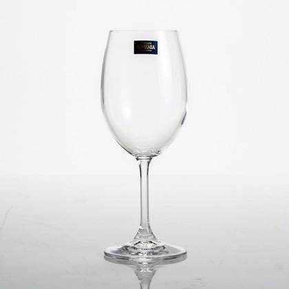 Фужеры для вина Клара 350мл, 6 шт Crystalite Bohemia 4S415/350