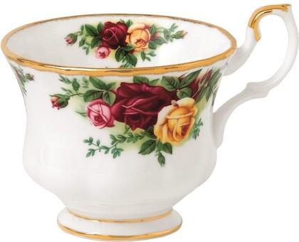 Чашка чайная Royal Albert Розы Старой Англии, 200мл IOLCOR00130