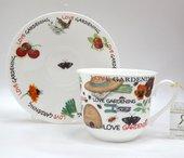 Чайная пара для завтрака Дачная, 500мл Roy Kirkham COLOVG1100