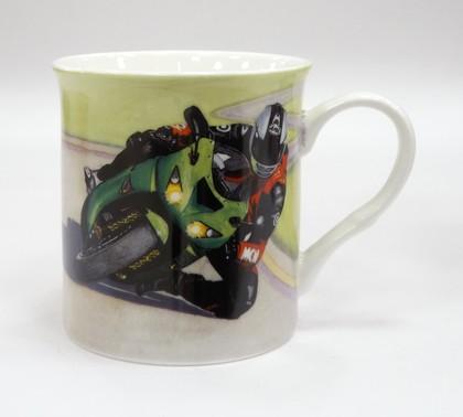Кружка Ньюберри Мотогонщик, 300мл Leonardo Collection LP99941