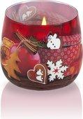 Свеча в стакане Bartek Candles Имбирный пряник 5901685052054