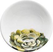Тарелка глубокая Nuova Cer Cactus, 21x6.5см 9120/3-CAT