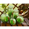 "Bartek Candles FRUITS RUSTIC Свеча ""Спелые фрукты"" - образ коллекции B, блок 70х70х90мм, артикул 5907602647877"