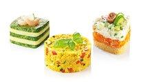 Формочки для придания формы продуктам, 4шт Tescoma GrandCheff 428724.00