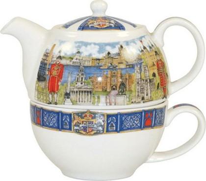 Чайник на одного Темза 0.5л James Sadler ITHMT419