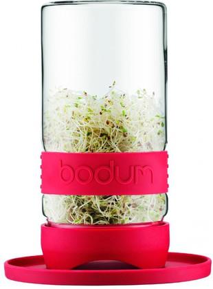 Ёмкость для проращивания зерна 1.0л, красная Bodum 11486-294