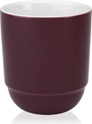 Кружка для чая бордовая Brabantia 612206