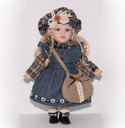 Кукла фарфоровая Фиона 30.5см Top Art Studio WS2248-TA