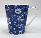 Кружка Creative Tops Музей Лондона Птицы в саду синяя, 400мл 5125623
