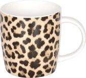 Кружка Koenitz Дикая природа, леопард 350мл 11 7 275 2352