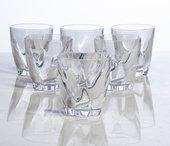 Стаканы для виски Crystalite Bohemia Барлей, 6шт., 320мл 2KE89/0/99V75/320