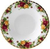 Набор суповых тарелок Розы Старой Англии, 21см Royal Albert IOLCORnn113