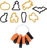 Формочки для печенья Tescoma Delicia Halloween, 8шт 630907.00