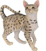 Статуэтка Widdop Bingham Египетская кошка, 8см, полистоун WS0819-TA