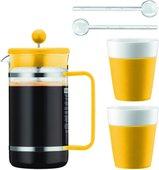 Набор кофейный 5 предметов Bodum BISTRO AK1508-XY-Y15