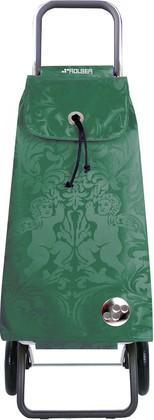 Сумка-тележка хозяйственная зелёная Rolser LOGIC RG PAC036verde