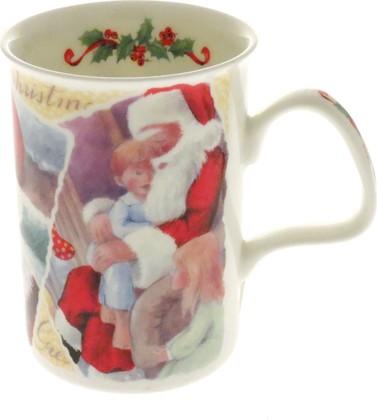Кружка Roy Kirkham Ланкастер Рождественские пожелания мальчику, 300мл XCHRPBOY1000