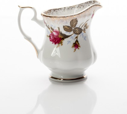 Молочник Porcelaine Czech Gold Hands Шиповник 150мл IWB013Milk